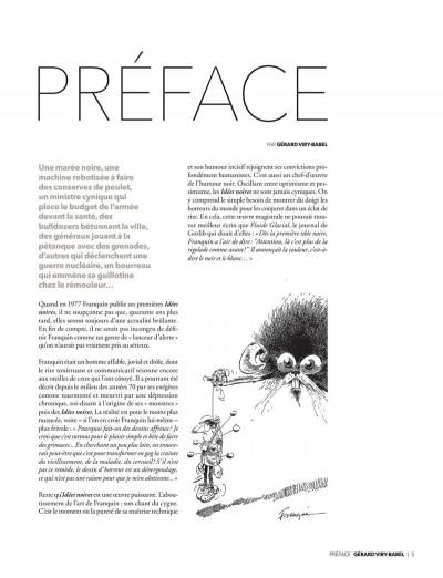 Page 1 Franquin - Il était une fois Idées noires