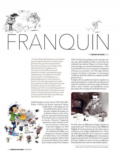 Page 2 Franquin - Il était une fois Idées noires