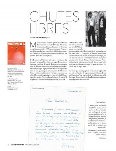 Page 8 Franquin - Il était une fois Idées noires