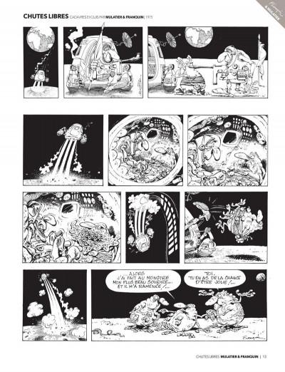 Page 9 Franquin - Il était une fois Idées noires