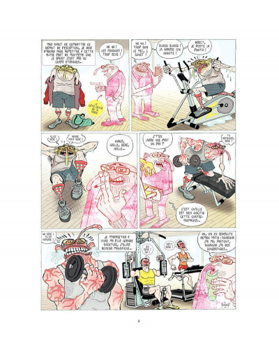 Page 7 Vieille peau