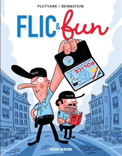 Couverture Flic & Fun tome 1