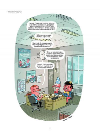 Page 3 Flic & Fun tome 1