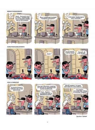 Page 4 Flic & Fun tome 1