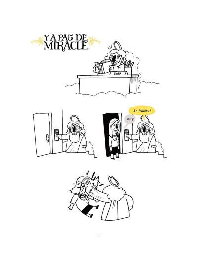 Page 6 Y a pas de miracle