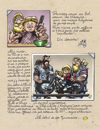 Page 8 Litteul Kévin - édition 2018 tome 1