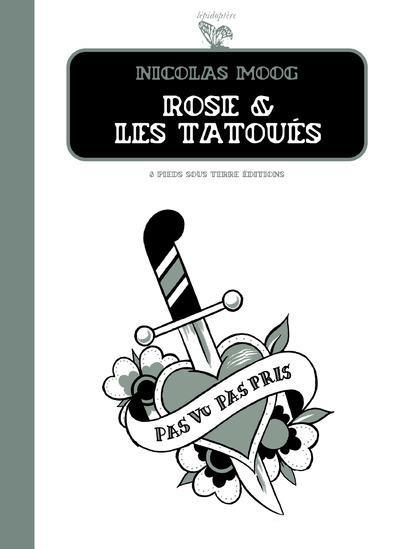 Couverture rose et les tatoués