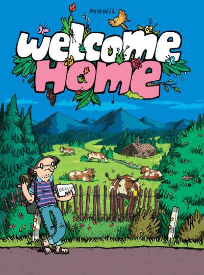 Couverture welcome home