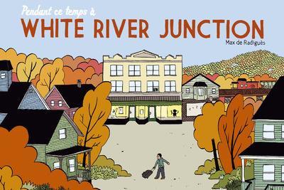 Couverture pendant ce temps à White River Junction
