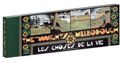 Couverture The mighty Millborough - Les choses de la vie