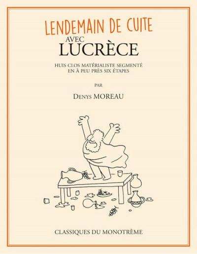Couverture Lendemain de cuite avec Lucrèce