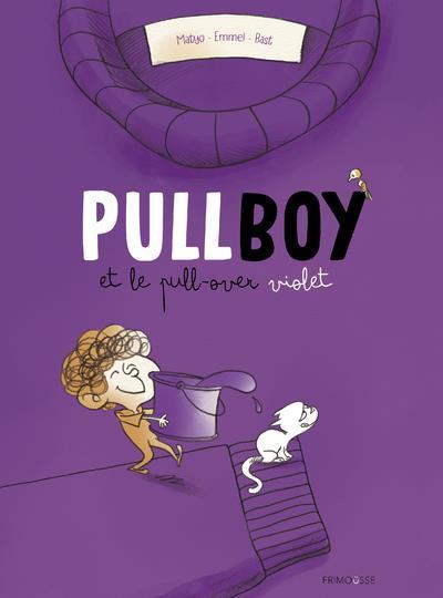 Couverture Pullboy et le pull violet