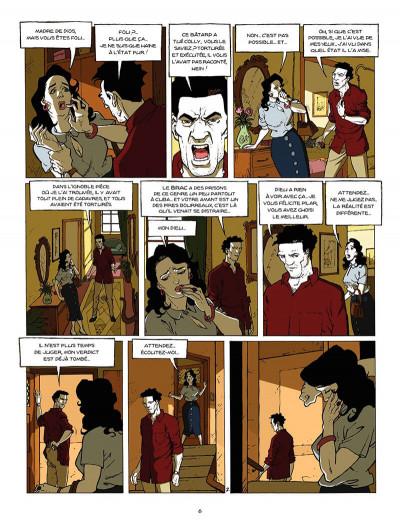 Page 5 hasta la victoria ! tome 4 - venceremos !