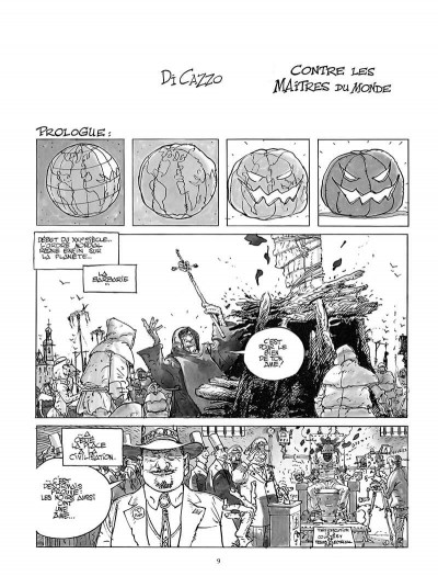 Page 2 di cazzo contre les maîtres du monde