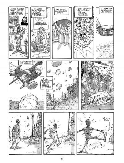 Page 3 di cazzo contre les maîtres du monde