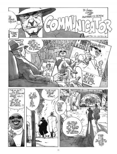 Page 4 di cazzo contre les maîtres du monde
