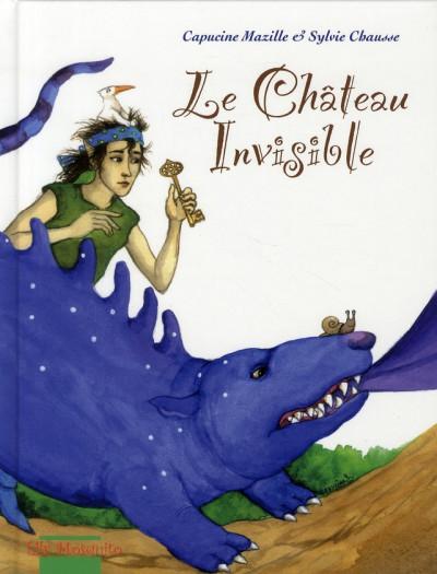 Couverture le chateau invisible