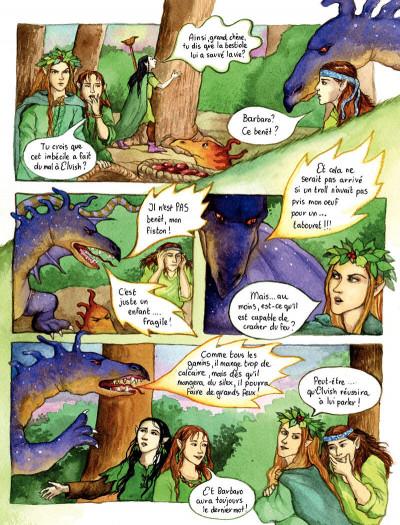 Page 6 le chateau invisible