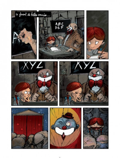 Page 3 Clown tome 1