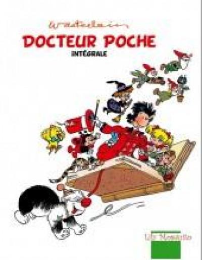 Couverture docteur Poche ; intégrale