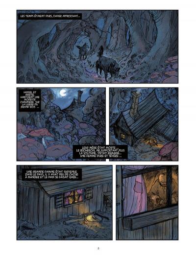 Page 6 Hänsel et Gretel
