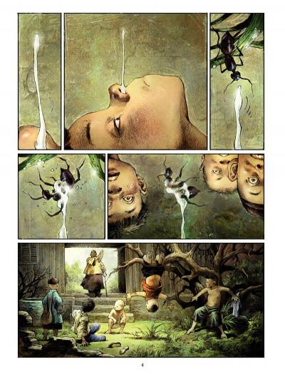 Page 5 Le Temple Flottant