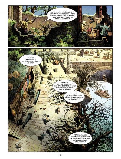 Page 6 Le Temple Flottant