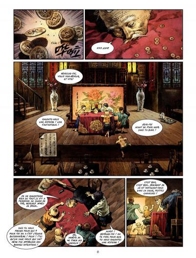 Page 7 Le Temple Flottant
