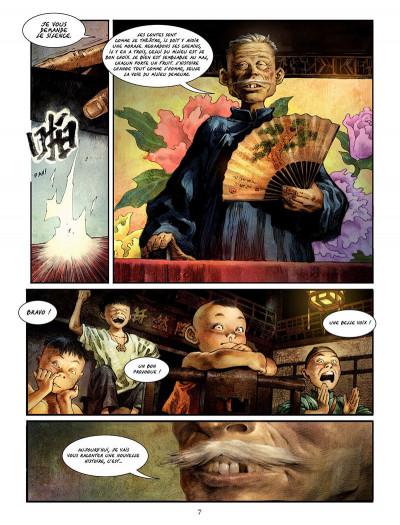 Page 8 Le Temple Flottant