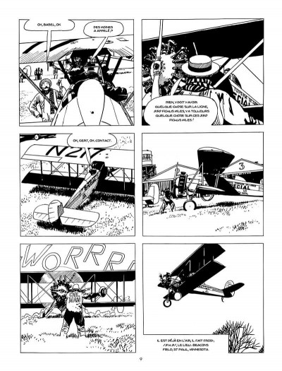 Page 4 Air Mail (Intégrale)