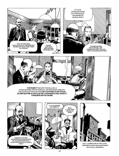 Page 5 Air Mail (Intégrale)