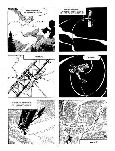 Page 9 Air Mail (Intégrale)