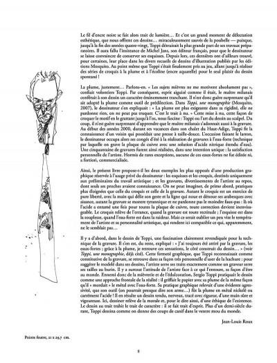 Page 5 Esquisses & Eaux Fortes