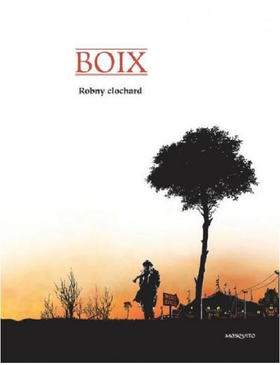 Couverture Robny Clochard