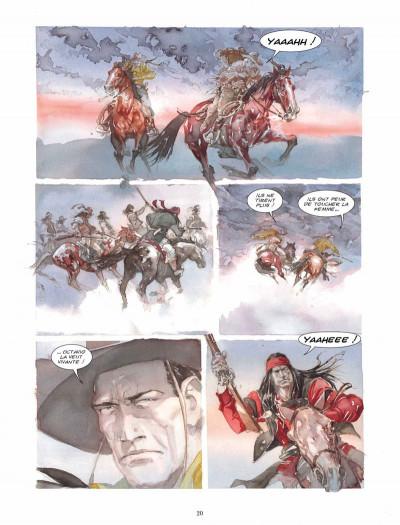 Page 1 Prisonnière des Apaches