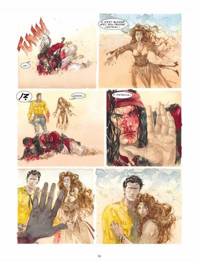 Page 3 Prisonnière des Apaches
