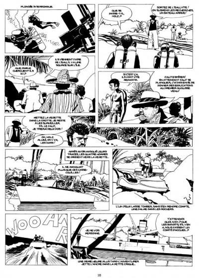 Page 2 Capitain Erik - L'idole africaine