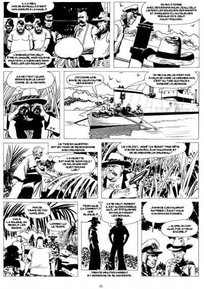 Page 3 Capitain Erik - L'idole africaine