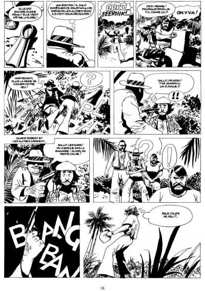 Page 5 Capitain Erik - L'idole africaine