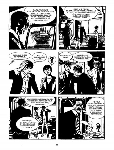 Page 0 Goliath (Dylan Dog)