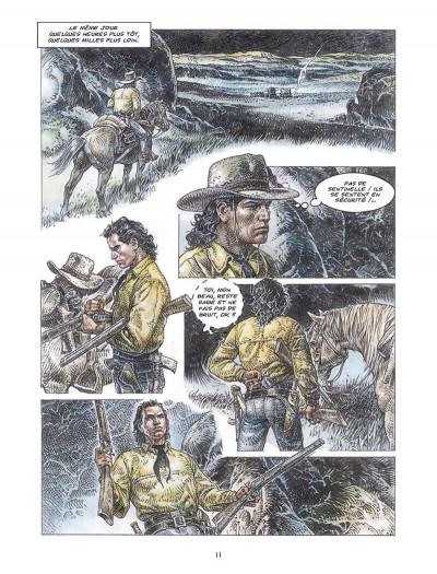 Page 0 Tex - Le héros et la légende