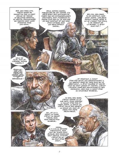 Page 6 Tex - Le héros et la légende