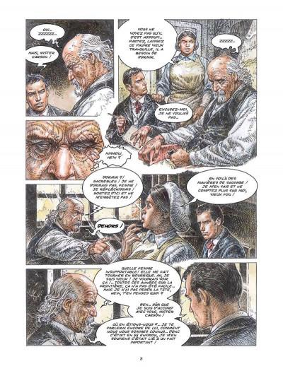 Page 7 Tex - Le héros et la légende