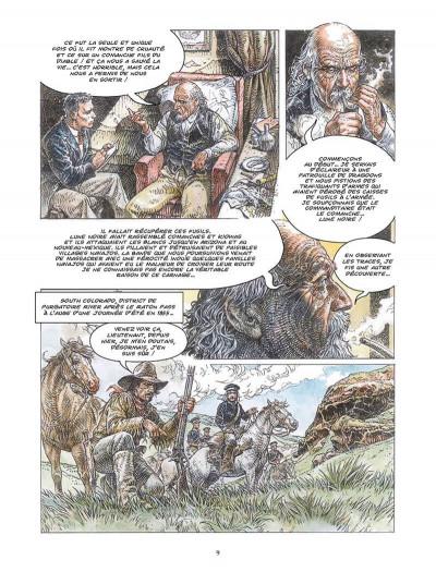Page 8 Tex - Le héros et la légende