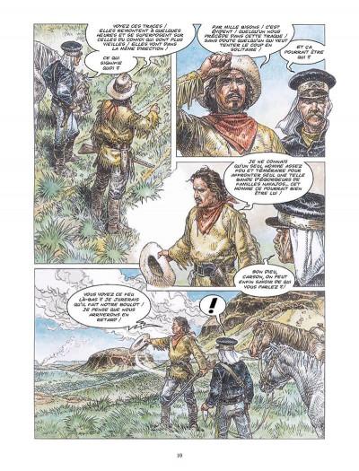 Page 9 Tex - Le héros et la légende