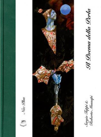 Couverture Il poema della perla