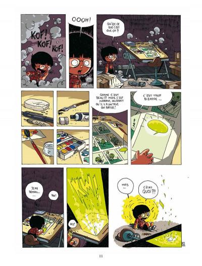 Page 0 Gaspard et le phylactère magique