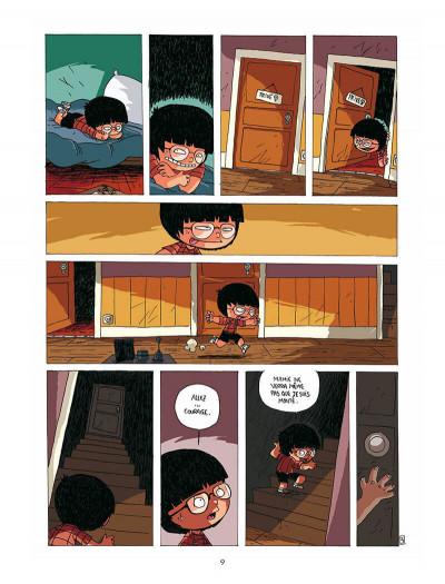 Page 8 Gaspard et le phylactère magique