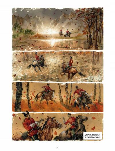 Page 6 Le chemin du soleil couchant