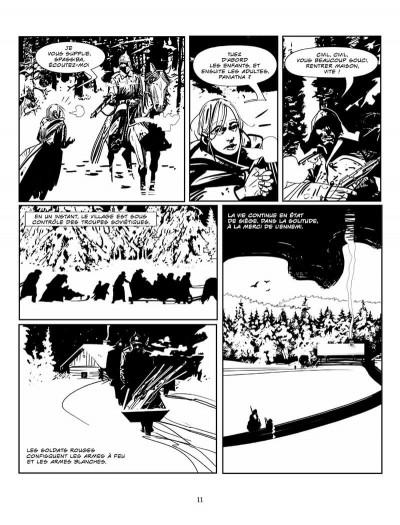 Page 0 Enfer glacé